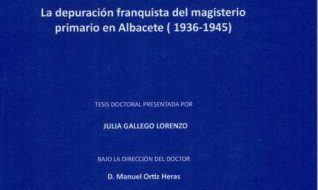LECTURA DE LA TESIS DOCTORAL DE JULIA GALLEGO LORENZO