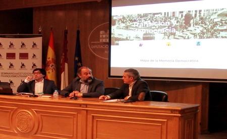 Presentación web Memoria Democrática de Albacete