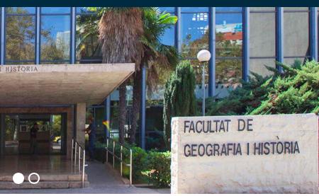 El SEFT en la Facultad de Geografía e Historia de Valencia