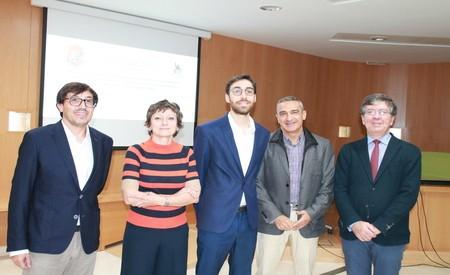 Premio Extraordinario de Doctorado UCLM para el SEFT