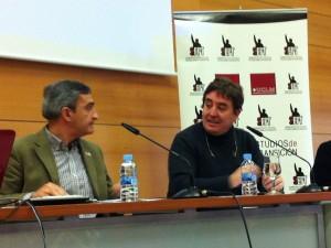 IX JONADAS-Luis García Montero y Manuel Ortiz