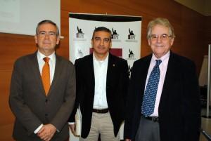 IX JONADAS-Santos Juliá, Pedro Carrión y Manuel Ortiz