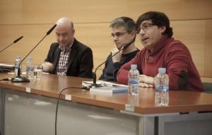 X JORNADAS-Julio de la Cueva, José R. Rodríguez Lago y Damián González