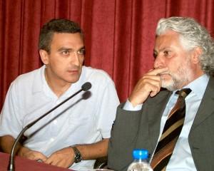 I JORNADAS Alfonso Botti y Manuel Ortiz