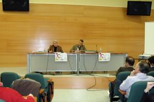 V JORNADAS Sebastián Balfourt y Manuel Ortiz