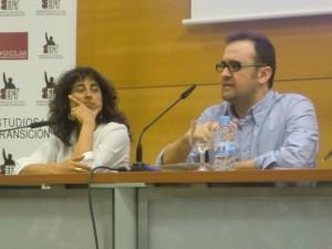 VII JORNADAS-Mónica Moreno y Óscar Martín