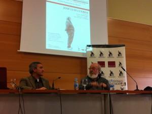 IX JORNADAS-José Luis Cuerda y Manuel Ortiz