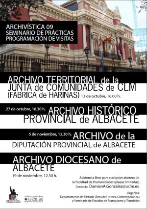 PRÁCTICAS DE ARCHIVÍSTICA