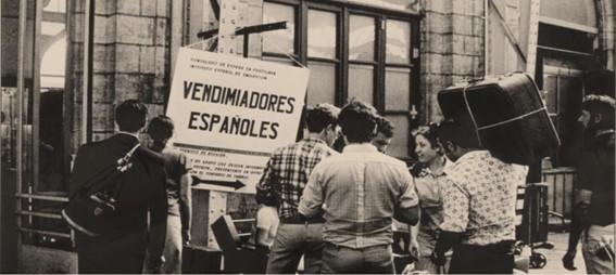 Participa en la mesa-taller de emigración, Sevilla 2020